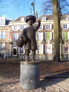 Jantje uit 'In Den Haag daar woont een graaf'